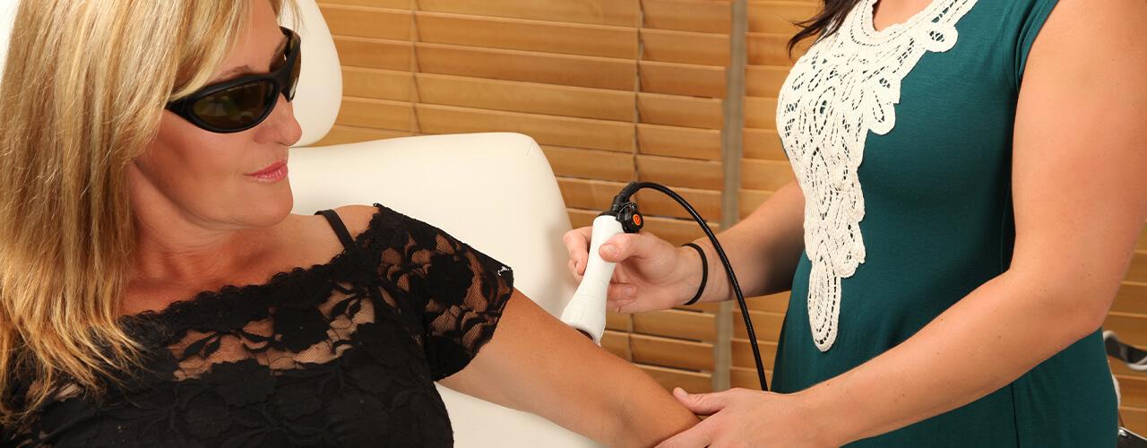 Deep Tissue Laser Therapy Alexandria, VA