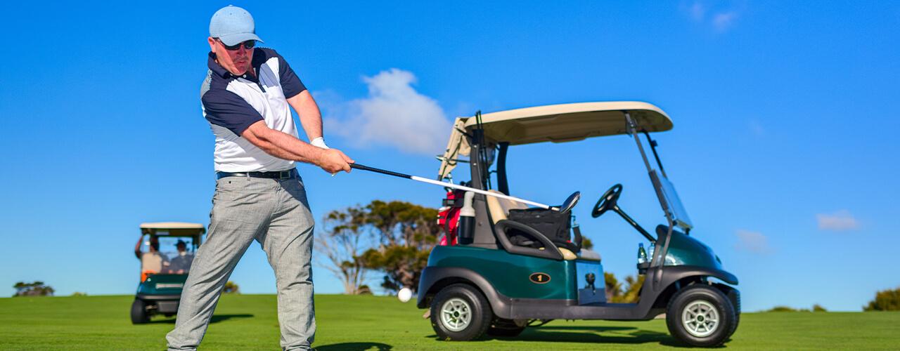 Golf Performance (TPI) Alexandria, VA