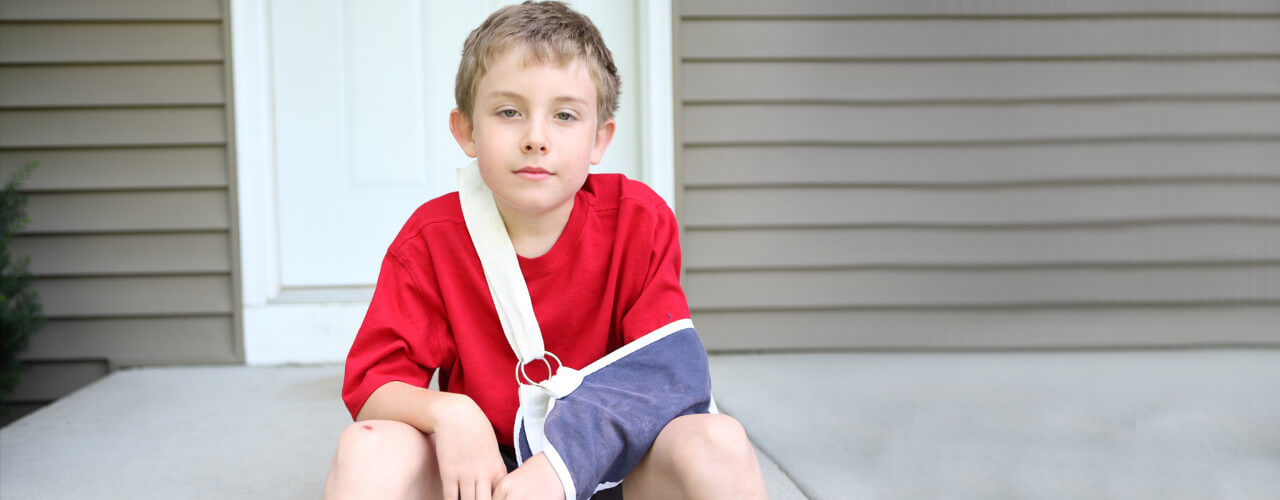 Pediatric Sports Injuries Alexandria, VA